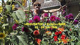 LEGALISATOR`s Birthday BASH 23 Jun '18, 16:00