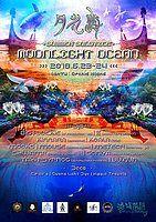 Party Flyer Moolight Ocean -Summer Solctice- 23 Jun '18, 12:00