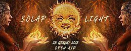 Party Flyer Solar Light 23 Jun '18, 18:00