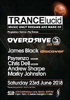 Party Flyer TRANCElucid 23 Jun '18, 23:00