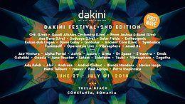 Party Flyer Dakini Festival 2nd Edition 27 Jun '18, 23:00