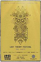 Party Flyer Lost Theory Festival - PreParty [Digital Diamonds Showcase #007] 30 Jun '18, 23:30
