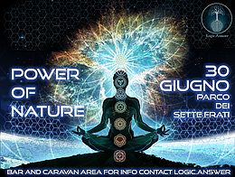 Party Flyer ❅ Power of Nature ❅ 30 Jun '18, 16:00