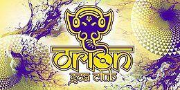 Party Flyer Orion Goa Club 3 Jul '18, 23:00