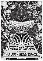 Party Flyer Freqs Of Nature Festival 2018 • Peculiar Art & Music Festival 4 Jul '18, 12:00