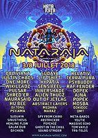 Party Flyer Nataraja Psychedelic Gathering 2018 (India Edition) 5 Jul '18, 18:00