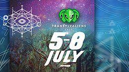 Party Flyer Transylvaliens Festival 2018 - 5th year anniversary edition 5 Jul '18, 20:00