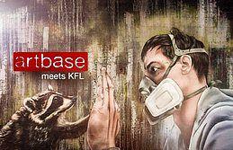 Party Flyer Artbase - Urban Art Festival 2018 meets KFL 6 Jul '18, 18:00