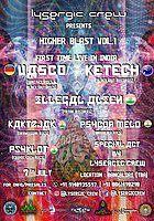 Party Flyer Higher Blast Vol.1 6 Jul '18, 20:00