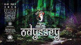 Party Flyer Vision of future dreams Odyssey 6 Jul '18, 16:00