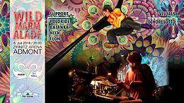 Party Flyer WILD MARMALADE 6 Jul '18, 20:00