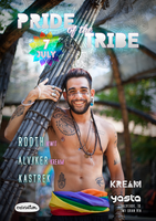 Party Flyer Pride of the Tribe 7 Jul '18, 23:30