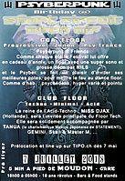 Party Flyer Short Circuit Festival 7 Jul '18, 17:30