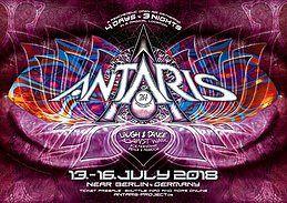 Party Flyer 24. Antaris Project 13 Jul '18, 11:00