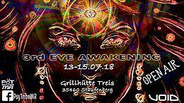 3rd Eye Awakening (Open Air) 13 Jul '18, 22:00