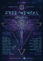 Party Flyer Freemental Festival - Alpha Edition 13 Jul '18, 15:00