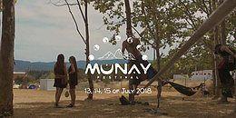 Party Flyer ॐ MUNAY Festival 2018 ॐ 13 Jul '18, 12:00