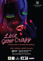 Party Flyer Lets Glow Crazy 14 Jul '18, 22:00