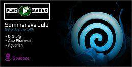 Party Flyer Summerave La Punta 14 Jul '18, 23:00