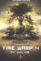 Party Flyer TIME WARP 4 14 Jul '18, 15:00