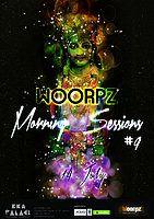 Party Flyer Woorpz Mornig Sessions #9 14 Jul '18, 06:00