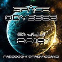 Party Flyer Space Odyssee 2018 / The 4th Episode 21 Jul '18, 15:00