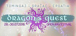 Party Flyer Dragon's Quest Festival 26 Jul '18, 18:00