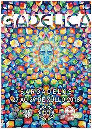 Party Flyer Gadélica 2018 27 Jul '18, 17:00
