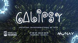 Party Flyer GALIPSY - Encuentro Transformacional de Galiza 27 Jul '18, 18:00