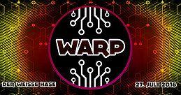 Party Flyer Warp! 27 Jul '18, 23:00