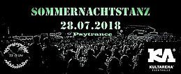 Party Flyer Bärner Sommernachtstanz 28 Jul '18, 22:00