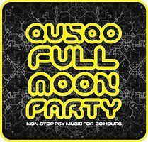 Party Flyer QUSQO FULL MOON PARTY 22 Dec '18, 13:00