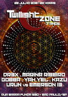 Party Flyer Twillight Zone | 7 Anos 28 Jul '18, 23:00