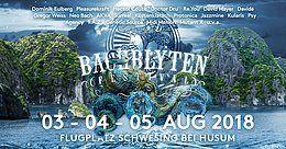Party Flyer Bachblyten Festival 2018 3 Aug '18, 13:00