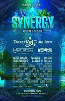 Party Flyer Synergy 3 Aug '18, 15:00
