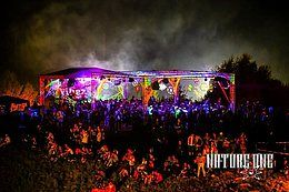 Party Flyer VIBEZ Prod / Magic Circus / Open Air Goa Floor / Nature One 2018 3 Aug '18, 20:00