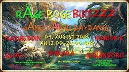 Party Flyer DayDance 4 Aug '18, 12:00
