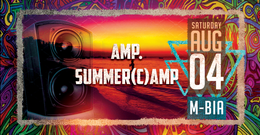Party Flyer Last AMP.Summer(C)amp. 4 Aug '18, 23:00
