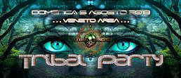 Party Flyer TRIBAL PARTY 5 Aug '18, 10:00