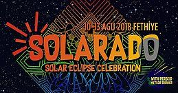 Party Flyer Solarado Solar Eclipse Celebration 10 Aug '18, 20:00