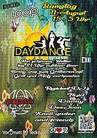 Party Flyer Day-Dance Proggi Goa 11 Aug '18, 15:00