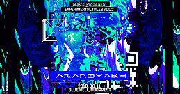 Party Flyer Goázis presents: Experimental Tales vol. 2 w/ Amanoyakh (JPN) 11 Aug '18, 22:00