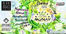 Party Flyer PSYSUMMER MEETING after MUNAY 11 Aug '18, 23:30