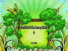 Party Flyer Waldhütlistampfätä 4 11 Aug '18, 15:00