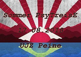 Party Flyer Sommer PsyTreisE 17 Aug '18, 19:00
