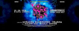 Party Flyer Mandhalu : Belgian Connection 2018 25 Aug '18, 20:00