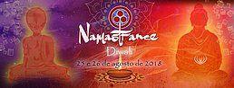 Party Flyer Namastrance | Diwali 25 Aug '18, 18:00