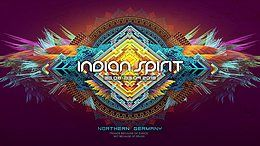 Party Flyer INDIAN SPIRIT 2018 30 Aug '18, 22:00