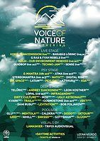 Party Flyer Voice of Nature 2018 30 Aug '18, 22:00