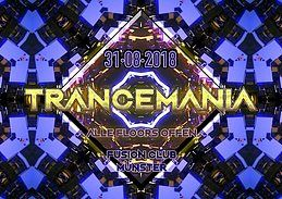 Party Flyer Trancemania 31 Aug '18, 23:00